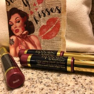 Napa Lipsense lip color - new and unopened!